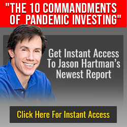 Jason Hartman Pandemic Investing